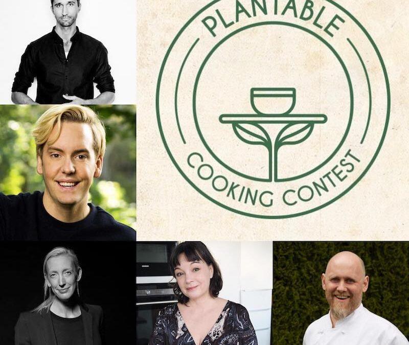 Plantable 2019 – Årets finaljury